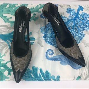 Donald J Pliner Couture Edone Kitten Heels